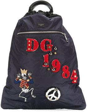 Dolce & Gabbana DG 1984 backpack