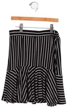 Little Remix Girls' Striped Skirt w/ Tags