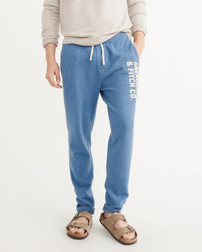 Abercrombie & Fitch Classic Logo Sweatpants