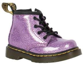 Dr. Martens Infant Girls' 1460 Glitter Boot Infant