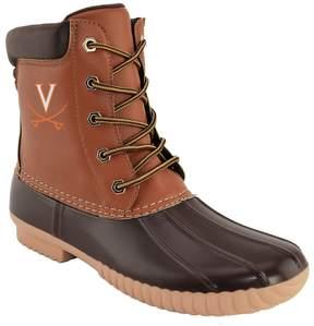 NCAA Men's Virginia Cavaliers Duck Boots