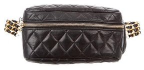 Chanel Quilted Lambskin Waist Bag