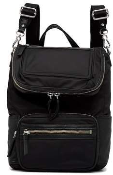 Vince Camuto Patch Nylon Backpack