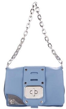 Versace Leather Crossbody Bag w/ Tags