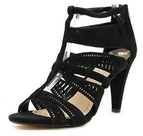 Alfani Chloey Open Toe Leather Sandals.