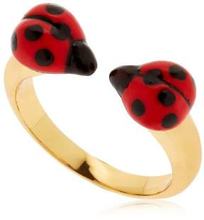 Nach Ladybugs Face To Face Ring