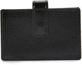 Nordstrom Accordion Leather Card Case