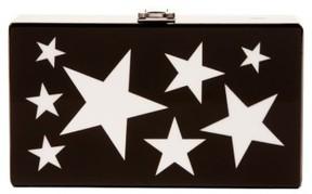 Nordstrom Etoile Acrylic Box Clutch - Black