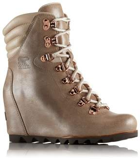 Sorel Womens Conquest Wedge Holiday Boot