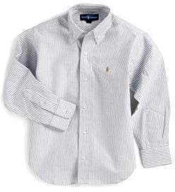 Ralph Lauren Baby's Oxford Stripe Shirt