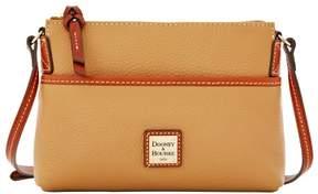 Dooney & Bourke Pebble Grain Ginger Pouchette Shoulder Bag - DESERT - STYLE