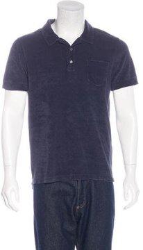Closed Terry Cloth Polo Shirt w/ Tags