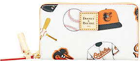 Dooney & Bourke MLB Orioles Zip Around PhoneWristlet - ONE COLOR - STYLE