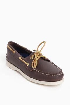 Sperry Women's Authentic Original Classic Brown Boat Shoes