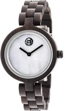 Earth Wood Wisteria Bracelet Watch (Women's)