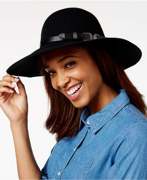 BCBGeneration Belted Floppy Hat