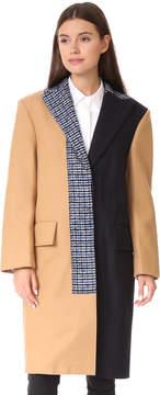 Cédric Charlier Long Jacket