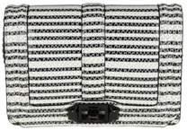 Rebecca Minkoff Women's White/black Leather Shoulder Bag. - WHITE - STYLE