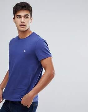 Jack Wills Sandleford T-Shirt In Deep Blue