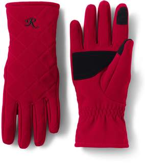 Lands' End Lands'end Women's Softshell EZ Touch Gloves