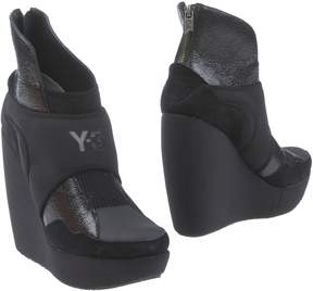 Y-3 Ankle boots