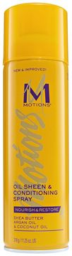 Motions At Home Oil Sheen Spray
