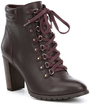 Antonio Melani Gamena Lace-Up Hiker Booties