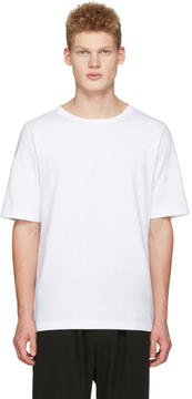 Marni White Lacing T-Shirt