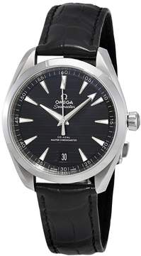 Omega Seamaster Aqua Terra Automatic Black Dial Men's Watch