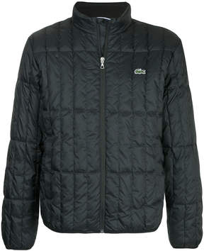 Lacoste lightweight quilted jacket