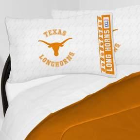NCAA Texas Longhorns Sheet Set - Full