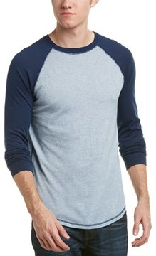 Autumn Cashmere Crewneck Cashmere-blend Sweater.