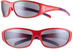 NCAA Adult Ole Miss Rebels Wrap Sunglasses