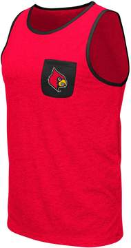 Colosseum Men's Louisville Cardinals Tank Top