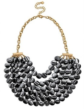 BaubleBar Women's Noel Statement Necklace