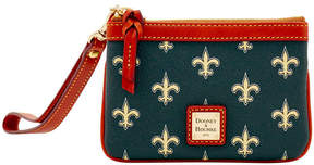 Dooney & Bourke New Orleans Saints Exclusive Wristlet