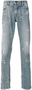 Ih Nom Uh Nit distressed jeans