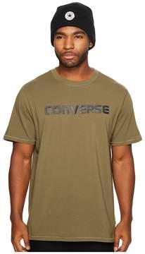 Converse Hybrid Short Sleeve Tee Men's T Shirt