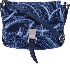 Vera Bradley Signature Carson Top Handle Crossbody Bag