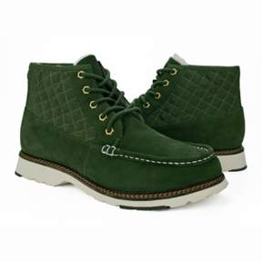Burnetie Men's Casual Mid Olive.