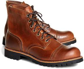 Brooks Brothers Red Wing for 4556 Iron Ranger Boots