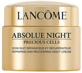 Lancôme Absolue Night Precious Cells Repairing and Recovering Night Cream, 1.7 oz