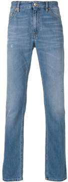 Love Moschino straight-leg denim