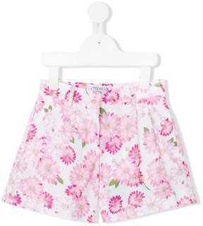 Simonetta floral print shorts