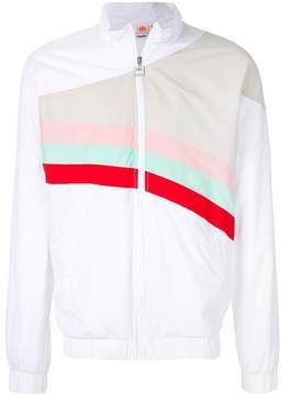 Diadora colour block sports jacket
