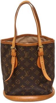 Louis Vuitton Bucket handbag - BROWN - STYLE