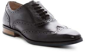 Giorgio Brutini Stamped Leather Wingtip Oxford