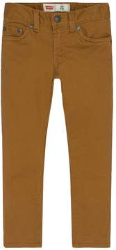 Levi's Levis Boys 4-7x Slim-Fit Sueded Pants