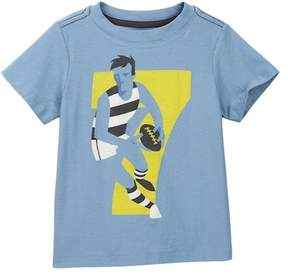 Tea Collection Aussie Rules Graphic Tee (Toddler, Little Boys, & Big Boys)