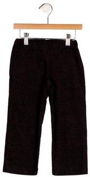 Bonpoint Boys' Corduroy Flat Front Pants